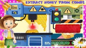 蜂蜜工厂甜品店去广告破解版图片1