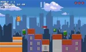 像素猫冒险游戏安卓版图片1