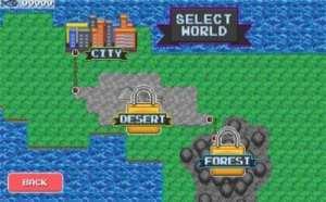 像素猫冒险游戏图2