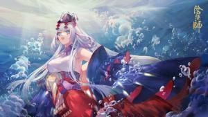 阴阳师10月新式神2020图透:十月新式神人鱼公主千姬介绍图片3