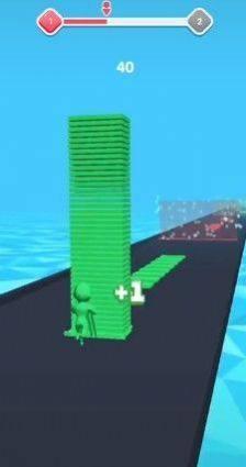 疯狂搭楼梯游戏官方手机版图片1