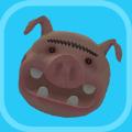 超级猪跑酷游戏