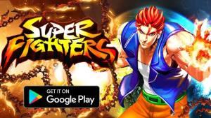 格斗之王超级战士游戏官方版图片1
