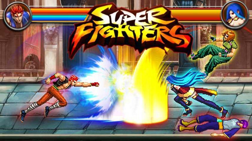 格斗之王超级战士游戏官方版图1: