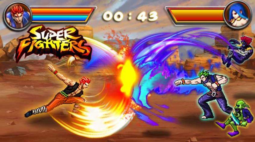 格斗之王超级战士游戏官方版图2: