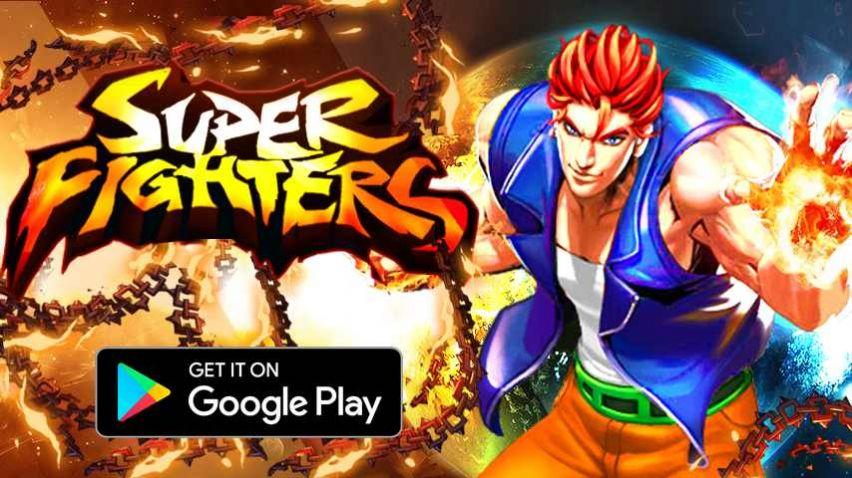 格斗之王超级战士游戏官方版图3: