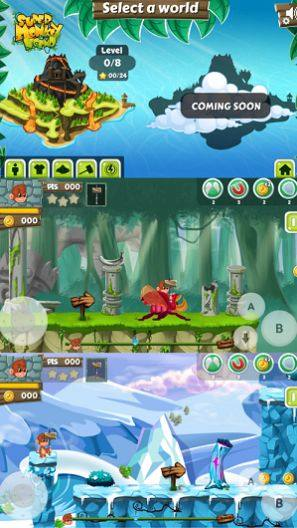 一刀一个蘑菇仔奇幻冒险官方版图3