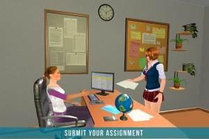 虚拟女孩生活冒险模拟器中文版图3