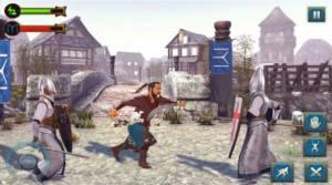 实剑格斗游戏官方正版图片2