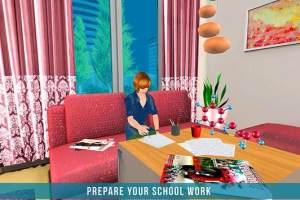 虚拟女孩生活冒险模拟器中文版图2