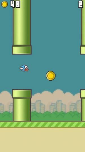 像素飞行小鸟游戏图5