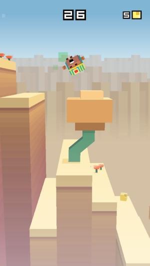 跳跃峡谷游戏图2