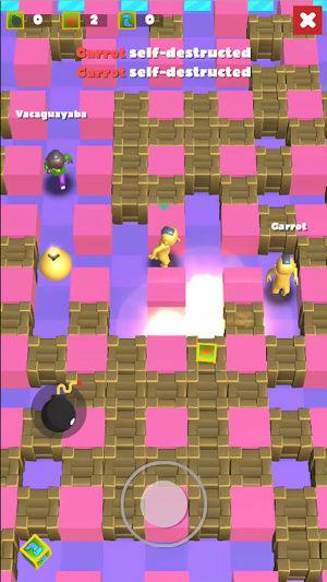 炸弹人淘汰赛游戏图1