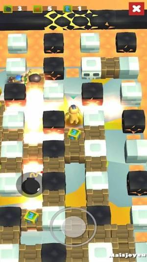 炸弹人淘汰赛游戏安卓下载图片1