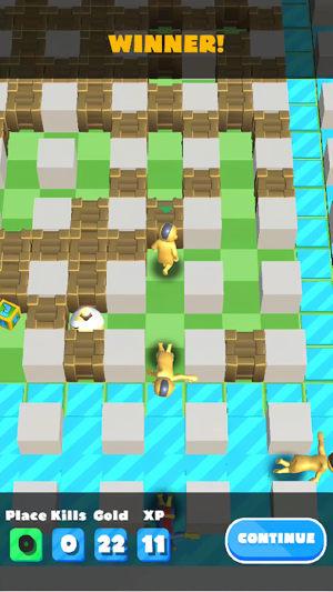 炸弹人淘汰赛游戏图2
