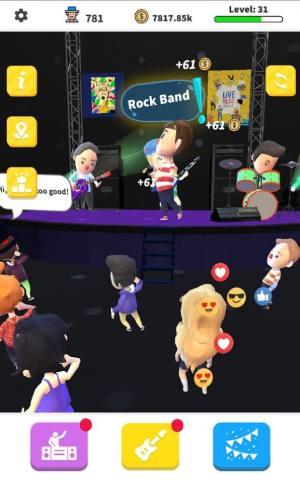空闲摇滚乐队游戏图2