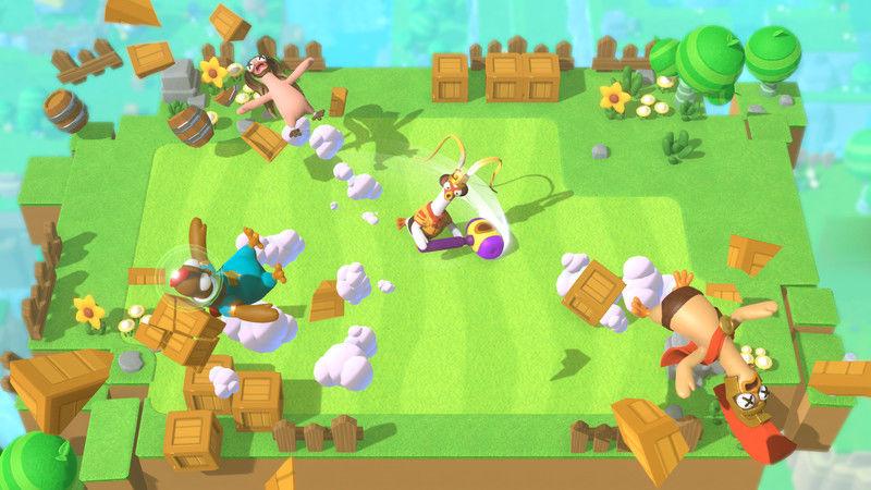 炸鸡派对游戏免广告破解版图片1