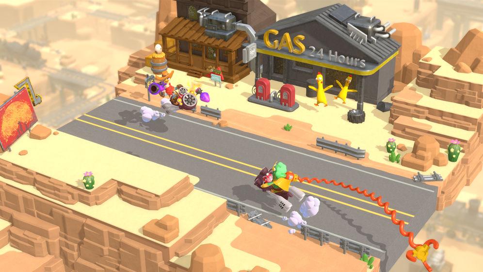 炸鸡派对游戏免广告破解版图3: