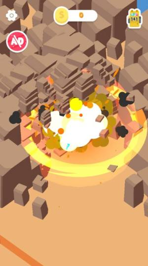 爆破采矿游戏官方版图片2