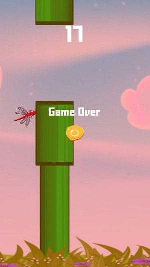 飞行小蜻蜓游戏图2