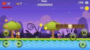 超级猴子大冒险游戏图1