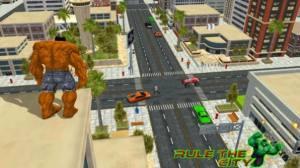 怪物英雄城市游戏图1