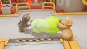 一群兔子打架的游戏图1