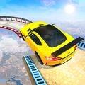 汽车斜坡特技游戏