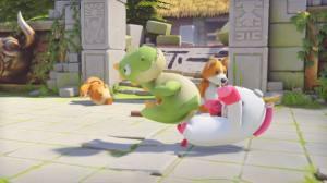 一群兔子打架的游戏图3