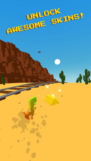 恐龙穿越沙漠游戏图3