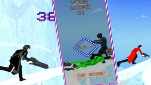双枪射击侠破解版图3