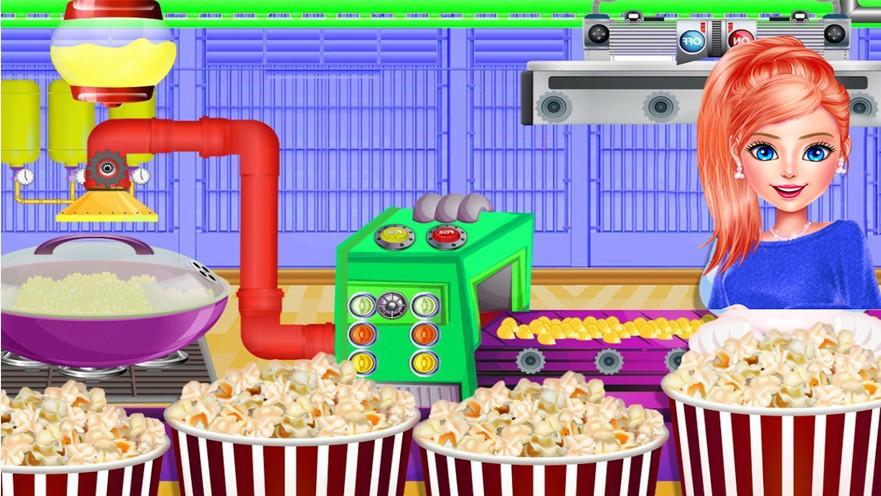 焦糖爆米花机工厂游戏安卓版图3: