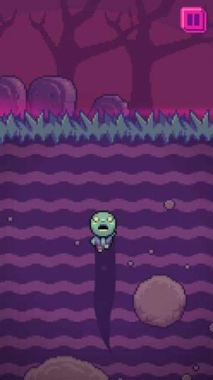 僵尸向上爬游戏图1