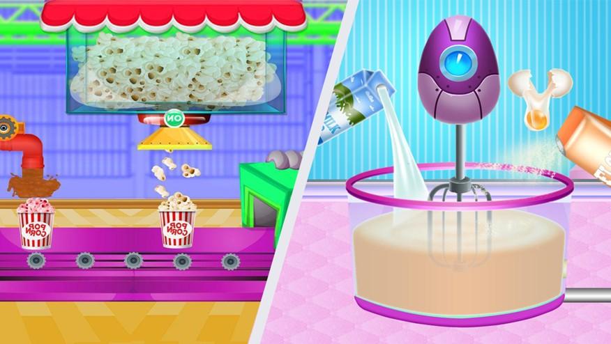 焦糖爆米花机工厂游戏安卓版图4: