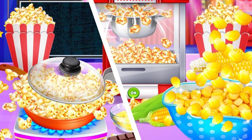 焦糖爆米花机工厂游戏安卓版图1: