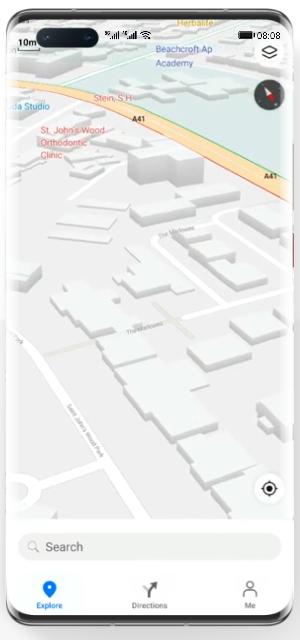 华为花瓣地图app图2