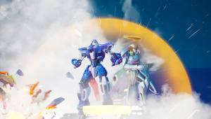 微信狂暴机甲格斗小程序游戏图片1