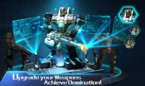 铁甲突击队小游戏图2