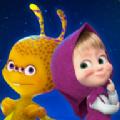 玛莎和熊太空冒险游戏