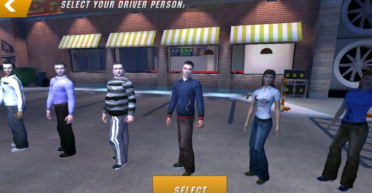 手动挡停车倒库模拟器手机游戏官方版下载(Car Parking)图4: