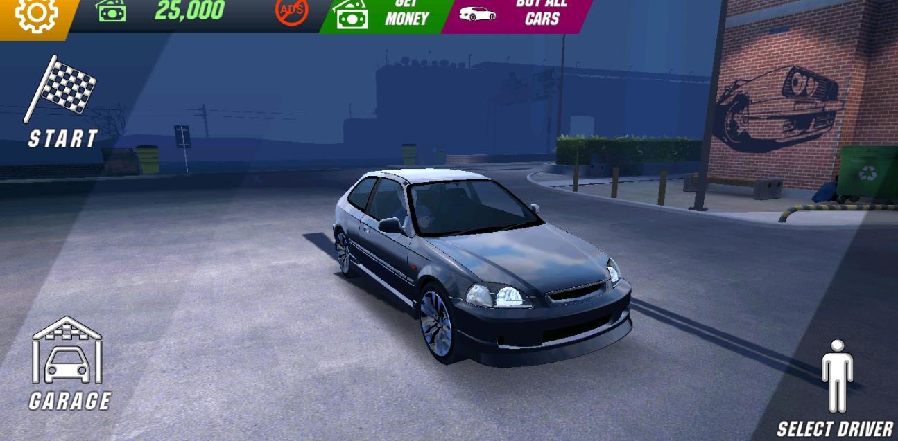 手动挡停车倒库模拟器手机游戏官方版下载(Car Parking)图2:
