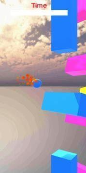 小球空中跑酷破解版图3