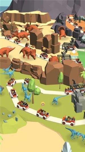 恐龙奇妙乐园3d小游戏图3