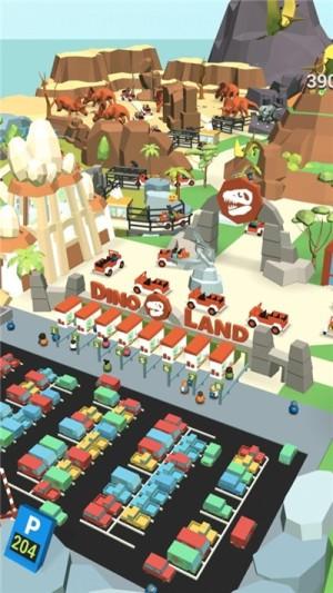 恐龙奇妙乐园3d小游戏图1