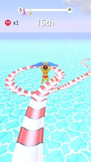泳池滑滑梯小游戏图3