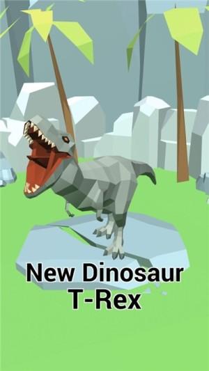 恐龙奇妙乐园3d小游戏图2