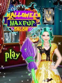 万圣节化妆换装的女孩游戏破解版下载最新版图片2