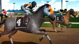 特技赛马竞技3D游戏图1
