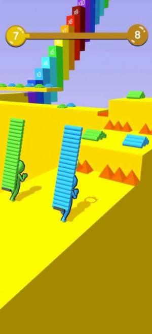 爬梯竞速游戏图3