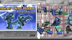 角龙组装机器人游戏图5